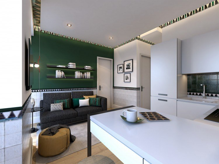 Apartment investment Lisbon Portugal