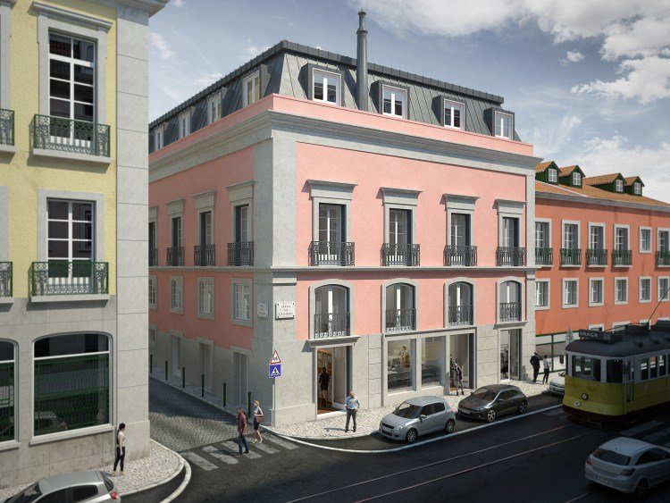 4 bed Apartments in Lisbon Portugal