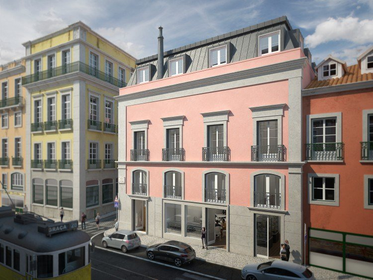 Property Lisbon | 4 bed Apartments in Lisbon Portugal ...