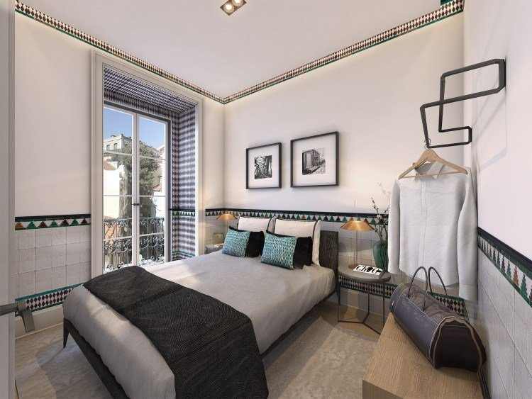 Central Lisbon apartments for sale