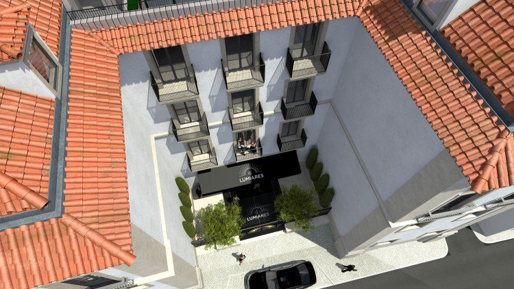 1 bed Cheap apartments Lisbon on sale