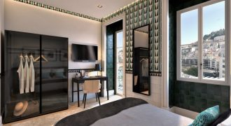 Downtown Lisbon apartment for sale