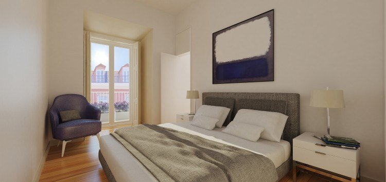 Rossio Square Apartments for sale Lisbon
