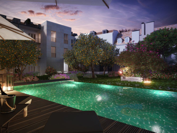 Santa Catarina Lisbon apartments investment