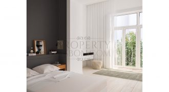 Av Liberdade unique light 3 bed with 11sqm terrace and secure parking