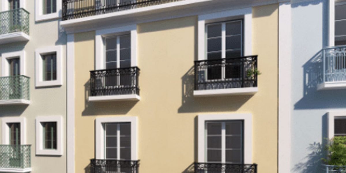 Bairro Alto Apartments in Lisbon for sale