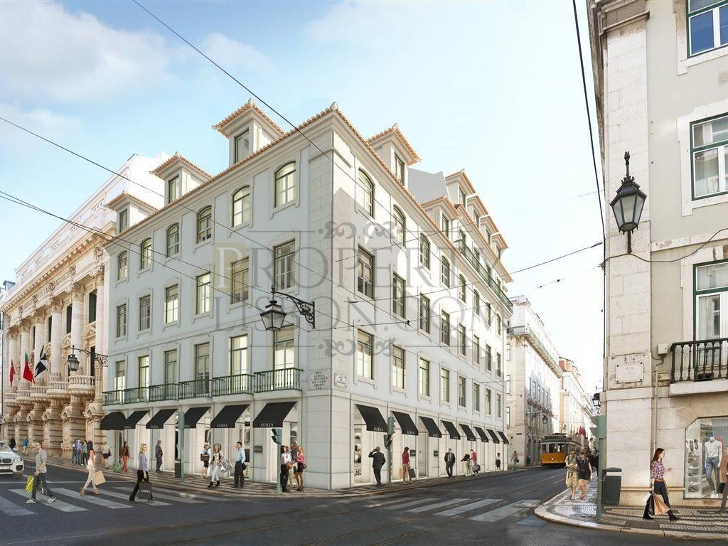 Baixa Lisbon apartments from only 422,000 up to 10 years 4% Guarantee, Stunning character renovation