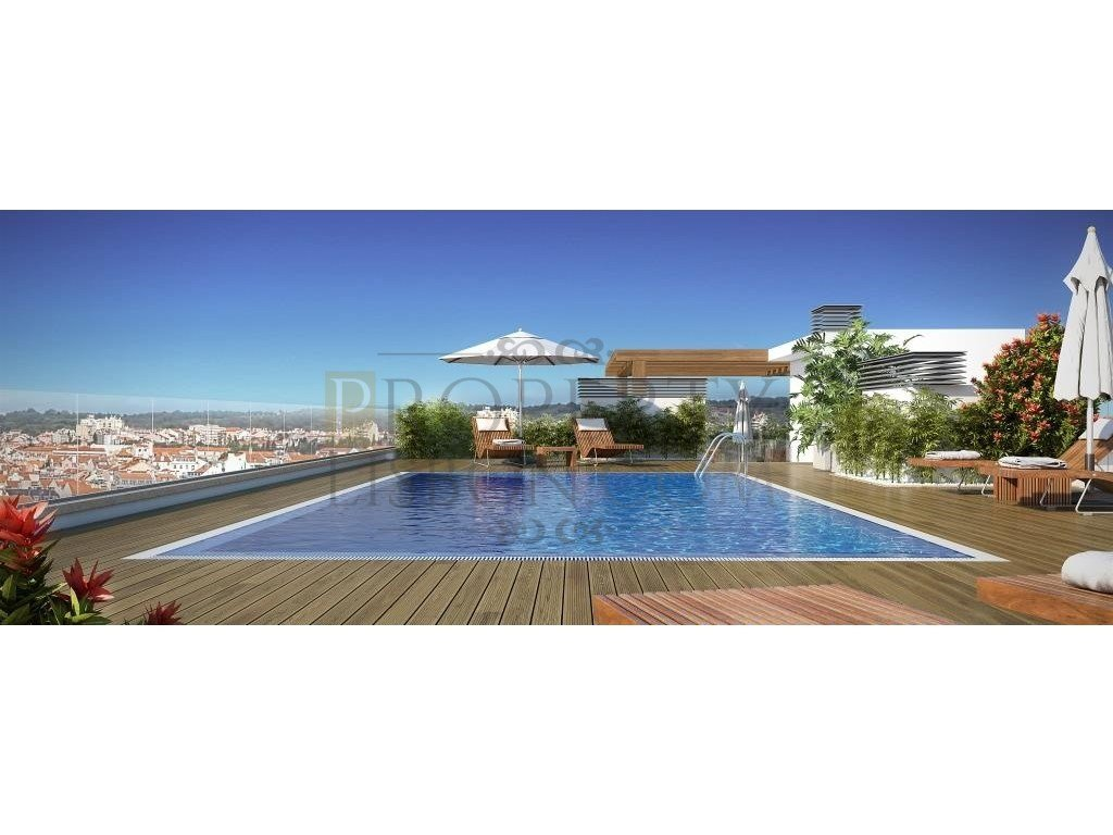 Campo de Ourique, Luxury village life in the city, Pool and gym from 310,000
