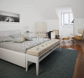 Chiado Central Luxury Apartment for Sale (5th Floor Unit S)