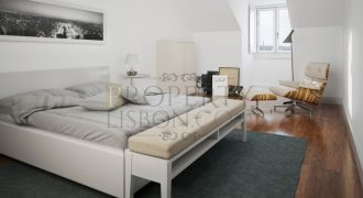 Chiado Central Luxury Apartment for Sale (5th Floor Unit S)