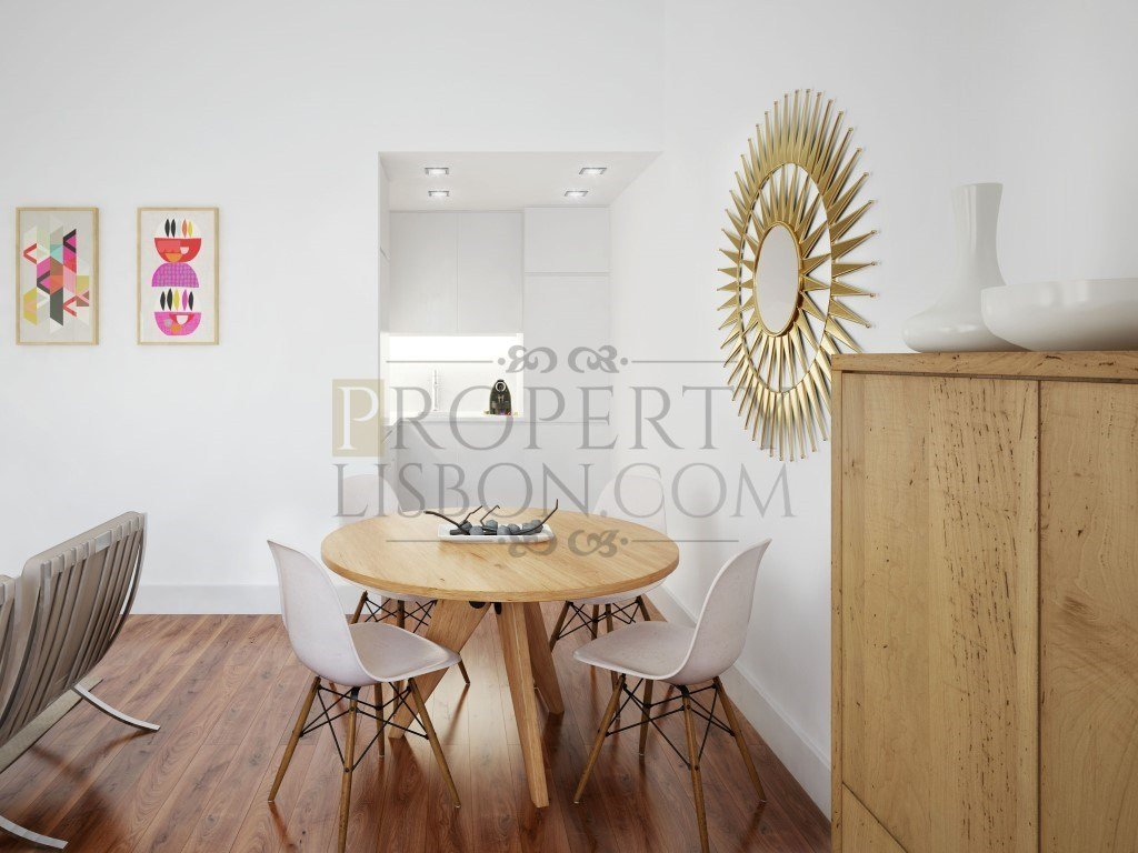 Chiado Central Luxury Apartment for Sale (5th Floor Unit T)