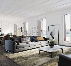 Chiado luxury renovated character Lisbon apartment for sale (1st Floor Unit 2)