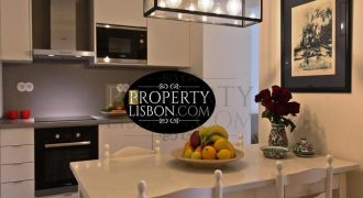 Fully furnished 2-bedroom apartment in prime location of Principe Real