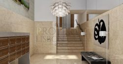 Lisbon, Portugal Luxury Character renovation in Business district with parking (from 655,000)