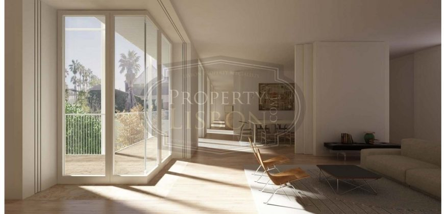 ONE OFF, Principe Real Luxury 250-400sqm Apartments with HUGE Terraces and Private Gardens