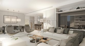 T2 Lisbon Apartment with large terraces for Sale (4th Floor Avenida da Liberdade)