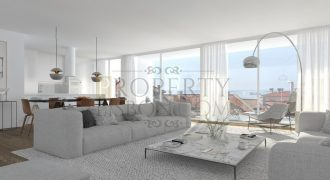 T4+1 Duplex Cascais Apartment with sweeping view of the ocean for Sale (Ground Floor, Unit AA), Estoril