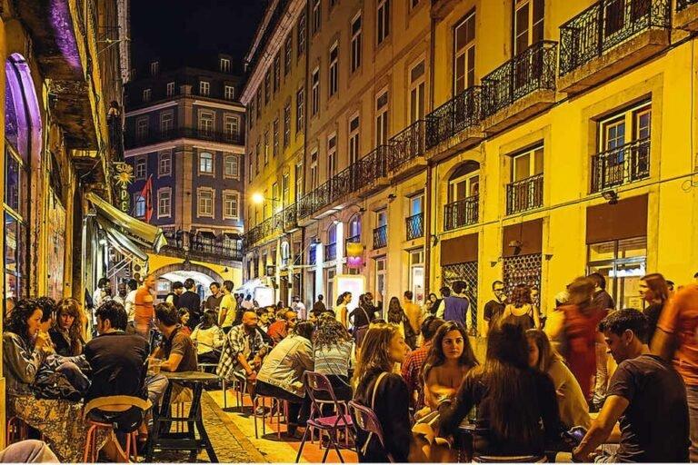 Nightamusement in Portugal