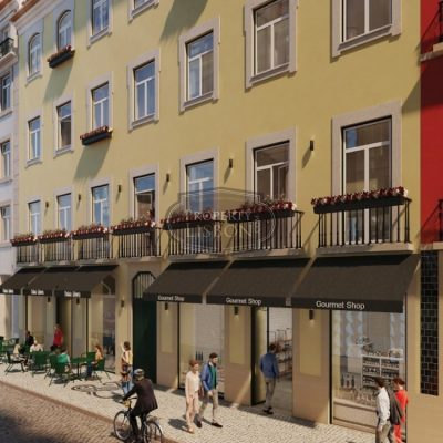 Commercial Property for sale in Lisbon, Portugal