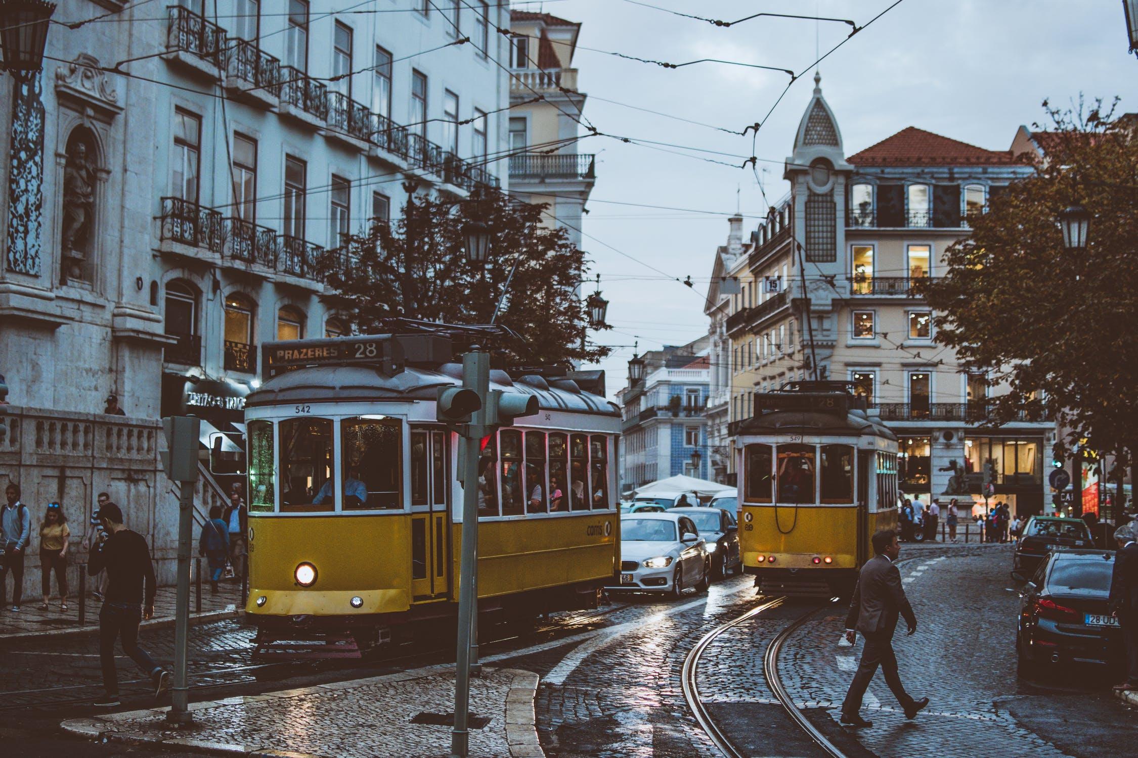 Viver em Portugal - Demografia