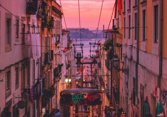 Nightlife in Portugal