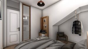 1+1 Bed Apartment for sale in Lisbon, Portugal--
