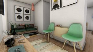 1+1- Bed Apartment for sale in Lisbon, Portugal