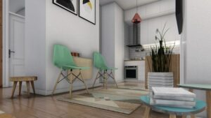 -1+1 Bed Apartment for sale in Lisbon, Portugal