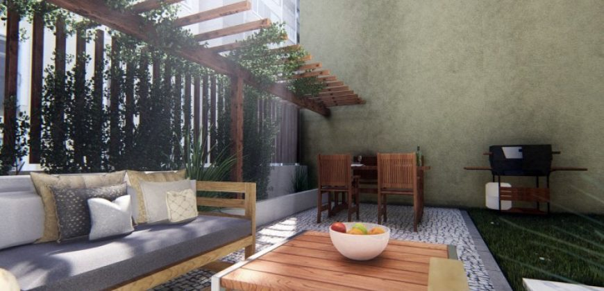 New renovated apartment minutes from Baixa Lisbon – With outside terrace for a great price