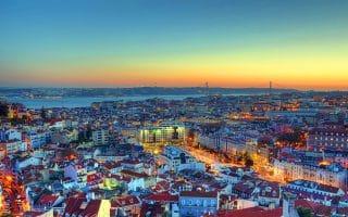 Itinéraires suggérés à Lisbonne - Introduction