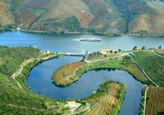 Introdução aos Tours ao longo do rio Douro em Portugal