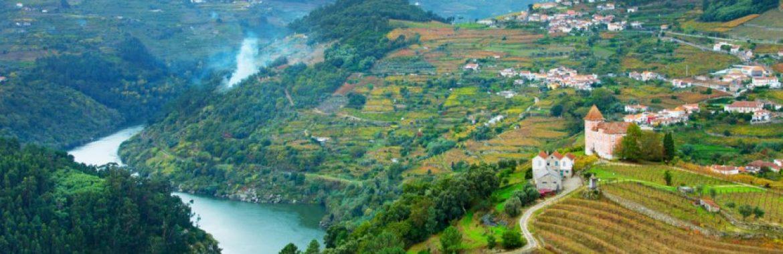 Introduction aux circuits le long du Douro au Portugal