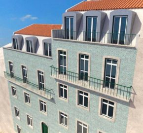 350,000 Golden visa compliant apartment with large garden