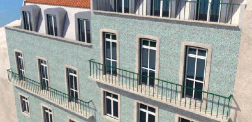 350,000 Euro Portugal Golden visa development in the city centre of Lisbon – €270,000 – €780,000