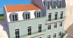 350,000 Euro Portugal Golden visa development in the city centre of Lisbon