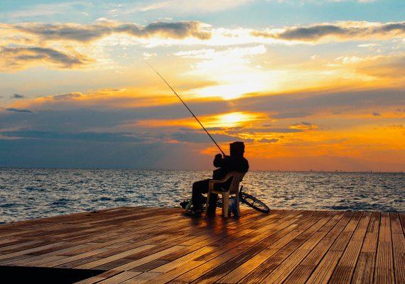 Uma introdução à pesca em Portugal
