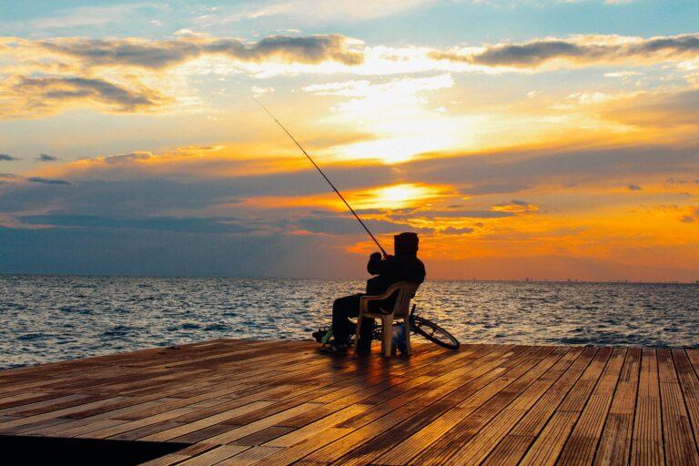 O que você -precisa saber antes de pescar em Portugal