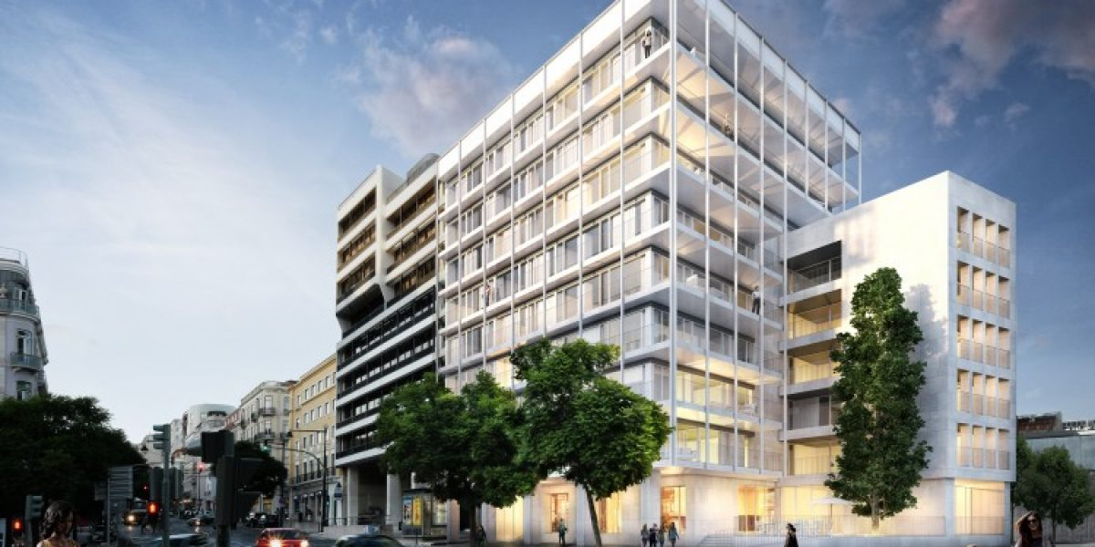 Modern new development in Santos Lisbon with large terraces and views | Apartments for sale from €331,000– €790,000