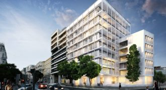 Modern new development in Santos Lisbon with large terraces and views | Apartments for sale from €331,000	– €790,000