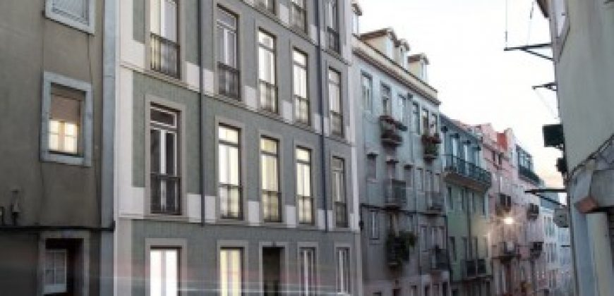 Luxury development with terraces in Estrela Lisbon | Apartments for sale from €480,000-€810,000