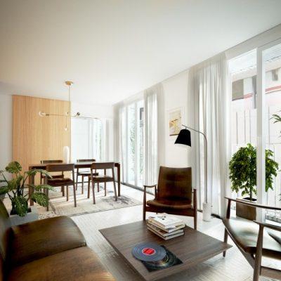 New development renovation in Lisbon Avenida da Liberdade – Apartments for sale from €410,000-€1,050,000
