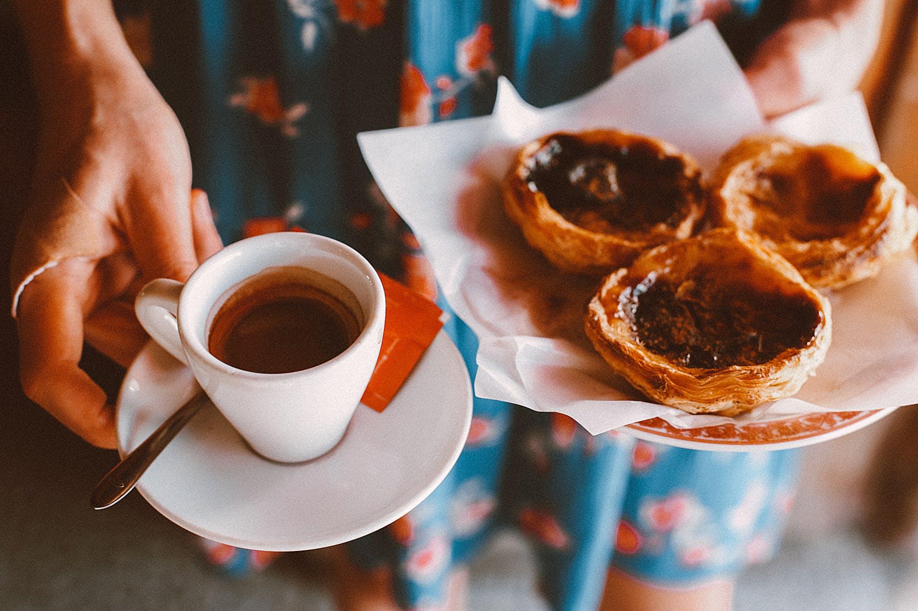 Coisas que Você Precisa Saber Antes de Reservar um Cruzeiro no Rio em Portugal - Alimentos