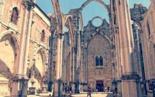 Itinerarios sugeridos de Lisboa - Museos
