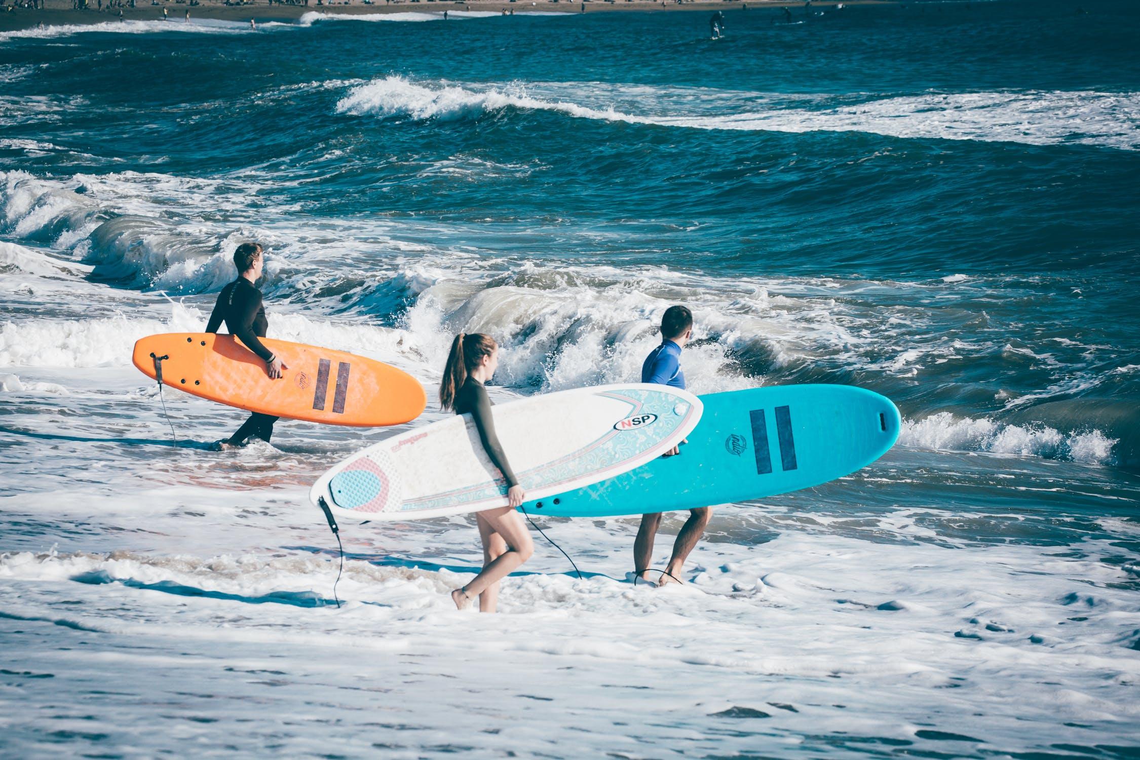 Surfeando en Portugal - Surfeando para todos