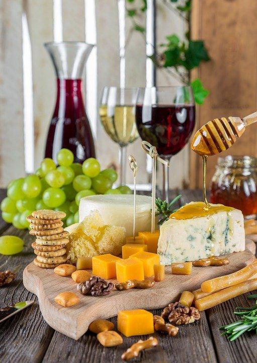 Gastronomía y vinos. Introducción
