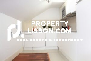 1 Bed Apartment- for sale in Lisbon, Portugal
