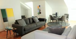 1 Bed furnished Apartment for sale between the zone of São Bento and Chiado