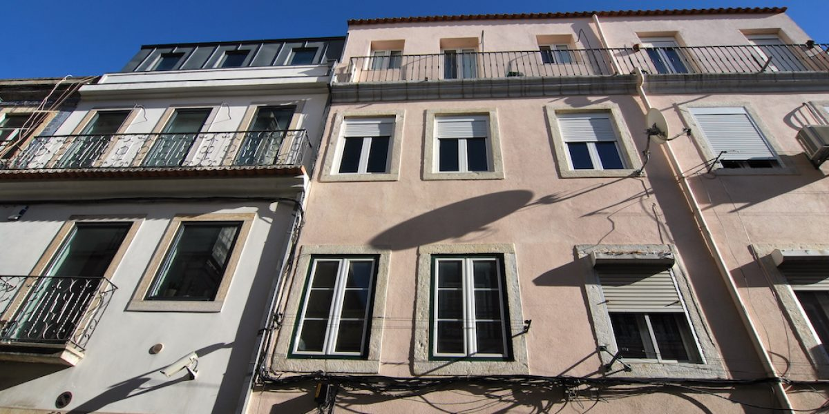 Portuguese passport by investment – 2-bedroom apartment renovation project delivered turn key renovated