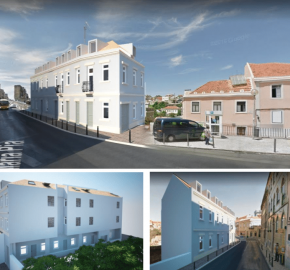 350k Golden visa Portugal rehabilitation program – Prices from 170,000 – 380,000 Euro + a Shop