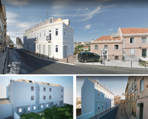 renovation property in Lisbon